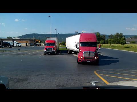 TruckStop Parking FAIL!