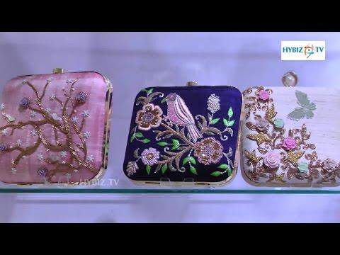 Handmade Clutch Bags/Purse | Hand Work Embroidery Designs - hybiz