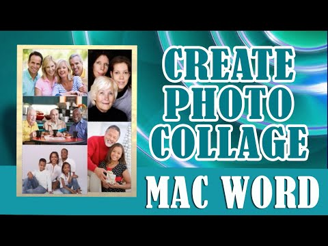 Creating a Program Photo Collage Page Using Microsoft Word 2003