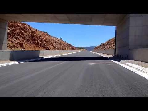 E75/90 Motorway Progress : Agios Nikolaos to Kalo Chorio