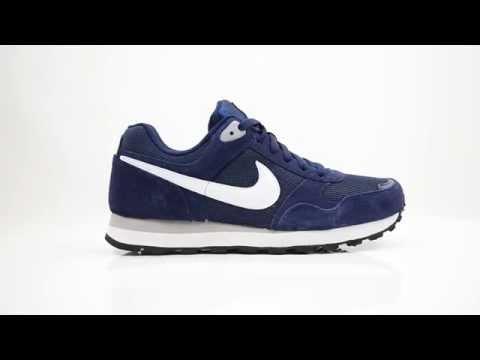 Nike Men Shoes, Sneakers, Schuhe MD Runner Midnight White | www.onlinesneakershop.nl