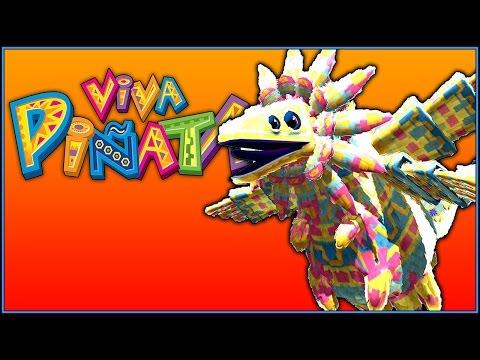 Viva Pinata Ending! (Xbox One Gameplay)   How to Get the Dragonache, Dragonache Evolvement!