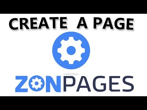 ZONPAGES | How to Setup a Landing Page in ZonPages | What is ZonPages?