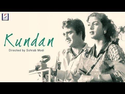 Kundan | Old Classic Movie |  Sohrab Modi, Sunil Dutt, Pran | HD