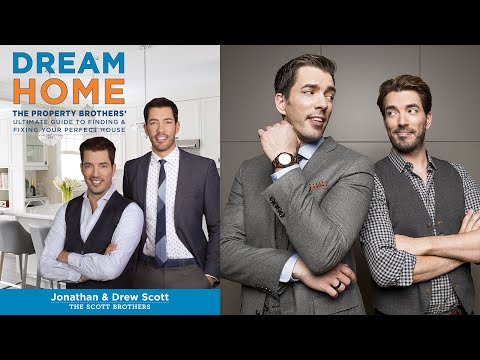 "Jonathan Scott & Drew Scott on ""Dream Home: The Property Brothers' Ultimate..."" 
