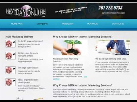 Bucks County PA Website Design, SEO, Online Advertising, Web Development