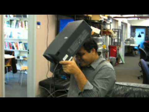 Pranav Mistry The thrilling potential of SixthSense technology.flv