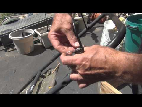 Murray Lawn Mower Safety Cable Replacement