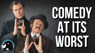 Download HOLMES & WATSON - Comedy At Its Worst (Cynical Reviews) Video