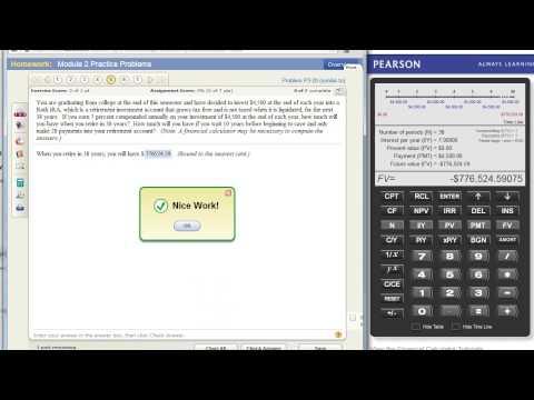 Module 2 Practice Problem #5