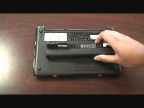 Ebatts.com Tutorial: Netbook Battery Removal to Find Netbook Model and Part Numbers