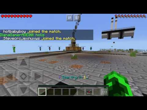 Minecraft PE Lifeboat server lets play