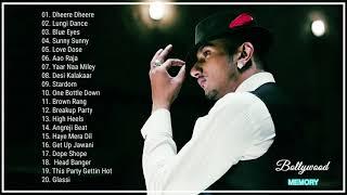 Best of Yo Yo Honey Singh | Top 20 Songs | Jukebox 2018