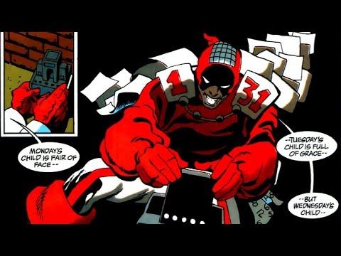 Supervillain Origins: Calendar Man