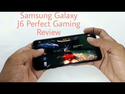 Samsung Galaxy J6 (2018) Gaming Review
