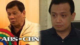 Trillanes, Sumagot Sa Banat Ni Duterte - May 24, 2019   News Patrol