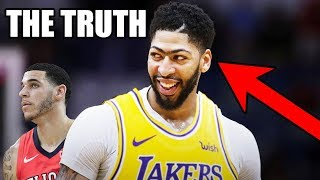 Everything You NEED To Know About An Anthony Davis Trade To The Lakers