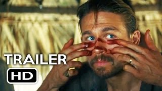 The Lost City of Z Official Teaser Trailer #1 (2017) Tom Holland, Robert Pattinson Action Movie HD
