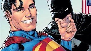 Justice League movie fail? New Wonder Woman, Batman and Superman team-up actually rocks - TomoNews