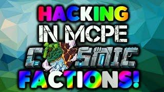 Minecraft pe:PvP Hacks