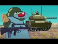 Oggy And The Cockroaches Military Compilation 28