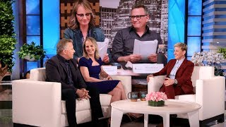 Ellen Had to Be Reminded She Was in 'Mad About You' with Helen Hunt & Paul Reiser