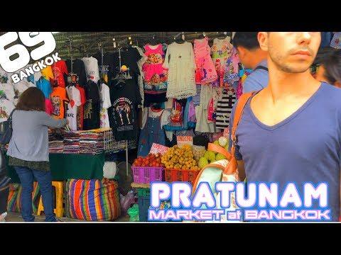 Pratunam Shopping 2017