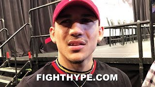 Teofimo Lopez Inisists Lomachenko, Gervonta Davis, & Mikey Garcia Are All Easy Fights For Him