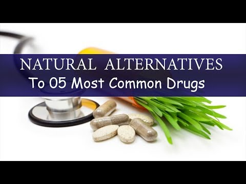 Natural Alternatives to 05 of the Most Common Drugs | Examples Of Alternative Medicine