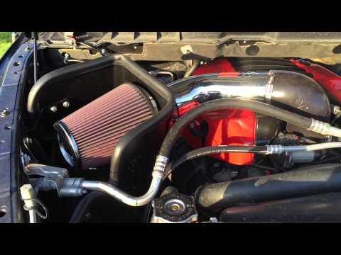 RAM 1500 - 5.7 HEMI - K&N COLD AIR INTAKE