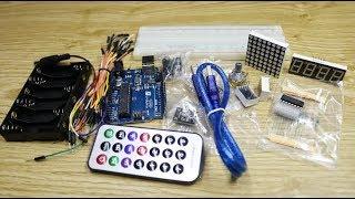 Arduino UNO Starter Kit with 24USD - Gearbest
