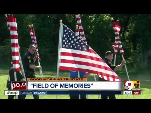 Memorial Day 2018: Honoring the fallen with a Field of Memories
