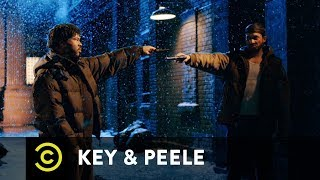 Key & Peele - Playing a Thug - Uncensored
