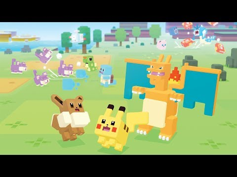 UK: New Adventures Await in Pokémon Quest!