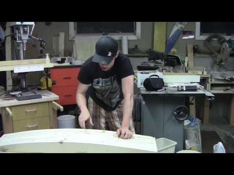 Video Web-isode 1: Making a Stage 3 Rides Longboard Press