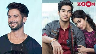 Did Shahid Kapoor CONFIRM Ishaan Khatter and Janhvi Kapoor are dating? | Bollywood Gossip