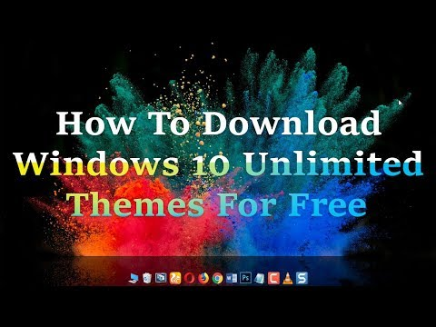 How to Download Unlimited Windows 10 Themes [ Windows 10 थीम डाउनलोड कैसे करे ]