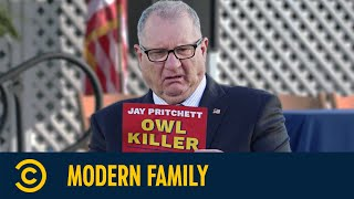 Jay Pritchett, Eulenmörder | Modern Family | Comedy Central Deutschland