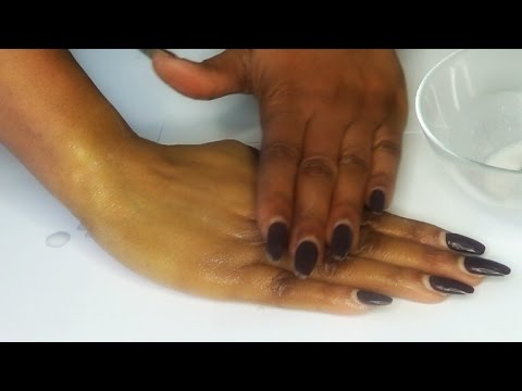 How To Get Younger Looking Hands  3 Minutes | Stop Your Hands From Aging |No Wrinkle | Khichi Beauty