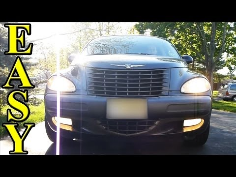 How to Change a Multifunction Switch in a PT Cruiser and Dodge Neon