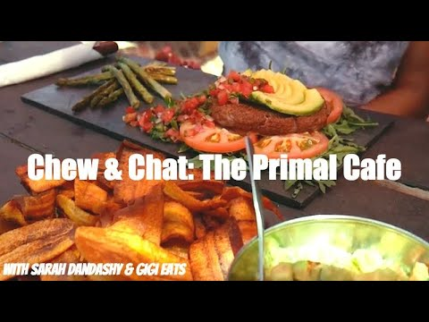 Can A Vegetarian Eat At A Paleo Restaurant? Watch & See!