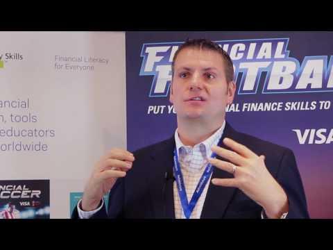 Educator Steven Klimkiewicz Talks to Visa About Importance of Financial Literacy