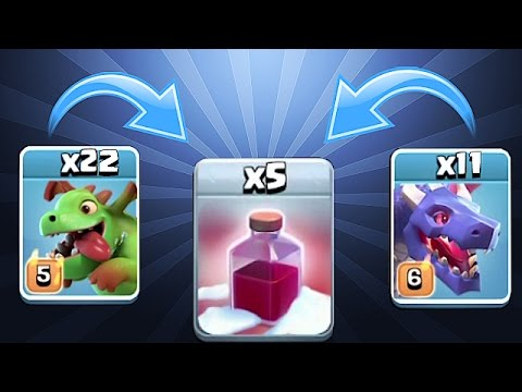Clash Of Clans - 😀 NEW SPELL UPDATE!! 😀 1 of 3🔸 XMAS SUPRISES🔸