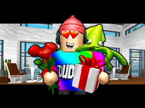 GOING ON MY FIRST DATE! ( A Roblox High School Story)