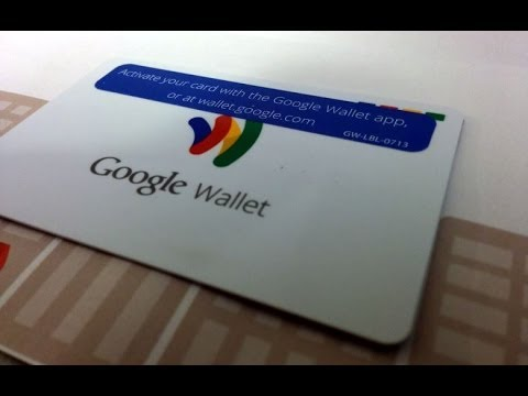 Hands on With the Google Wallet Card