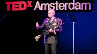 Peter van Uhm: Why I chose a gun