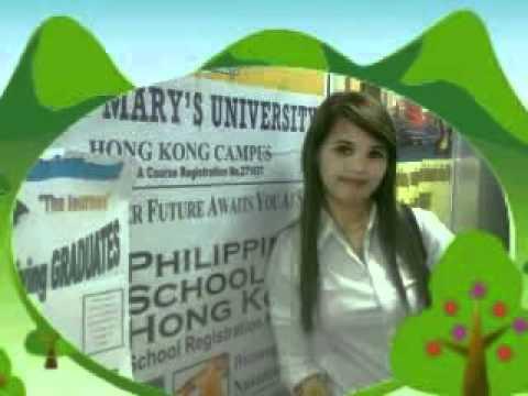 student Saint merry's university 1