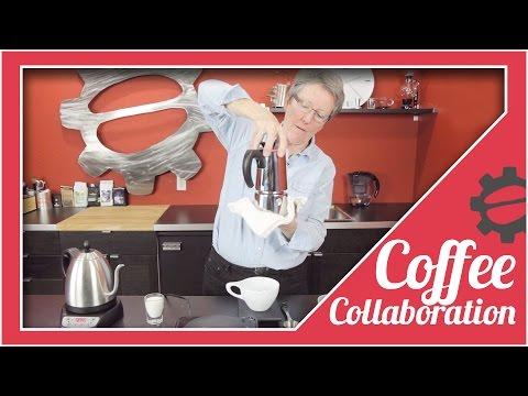 A Stovetop Americano (Plus Half & Half!) | Coffee Collaboration