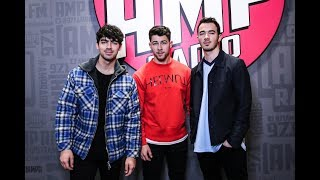 Jonas Brothers Share New Music &  Marriage Advice With AMP Morning Show!