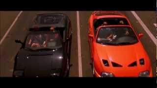 Fast and Furious 1 - Toyota Supra VS Ferrari F355 (Castellano)